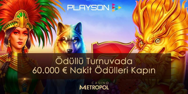 Casinometropol306 ve Casinometropol307